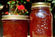 Jams, Preserves, Confiture, Butters, and such