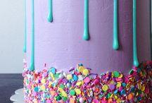 cakes and pretty stuff