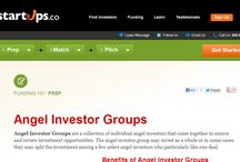 Angel Investor Groups | Startups.co