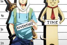 adventure time ❤