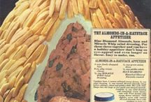 Outrageous Retro Cuisine! / Would you eat these? Eeek!