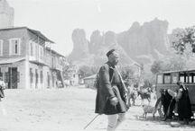Jacqueline et René Bénézech: Carnet de voyage en Grèce [1917],[1931].
