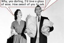 Wine Funnies