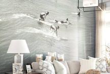 Photo wallpaper mural ideas