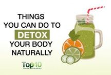 Things To Do To Detox Your Body