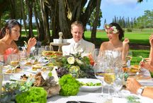 WEDDING PARTY / EARTH COLORSウェディングパーティのボード