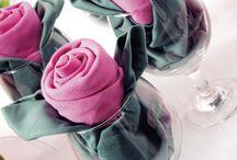 rosa de quardanapo