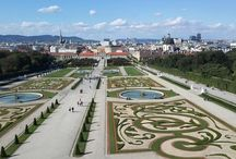 Vienna in the Spring / Vienna's gardens are just one proof of the capital city's dedication to a green lifestyle.
