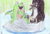 Súťaž - Nakreslite vašu najobľúbenejšiu postavičku od Zdeňka Milera / V zimnom katalógu 2013 bolo vašou úlohou nakresliť vašu najobľúbenejšiu postavičku od Zdeňka Milera. Prišlo nám veľké množstvo prekrásnych kresieb, ktoré s radosťou uverejňujeme.