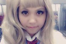 Love live cosplay / All cosplay from sora as kotori minami