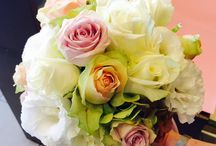 Bridal Bouquet Inspiration / Calling all brides-to-be: allow Lucy's Florist to inspire you to compile your dream wedding bouquet with these beautiful arrangements.