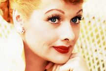 Lucille Ball --My Favorite!