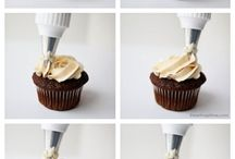 Cupcakes / Ideas for cupcake designs and cooking tips.