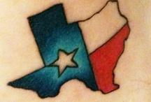 Texas Tattoos