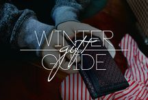 Winter Gift Guide / The Premium Label Outlet WINTER GIFT GUIDE! Trends, styles and gift ideas for men, women & kids! Take a look at the full guide here: http://ow.ly/EHpOS