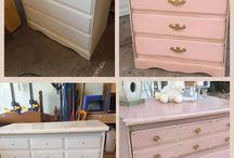 Distressed furniture / by Lyndsay Dumas