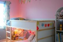 Habitacion niñas dormir