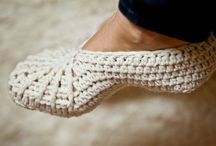 calzature uncinetto
