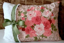 Wintage pillows
