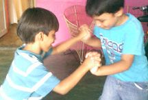 Propioceptivo / Actividades para desarrollar el sistema propioceptivo en los niños.