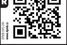 SMS jízdenky / QR kód na SMS jízdenkách