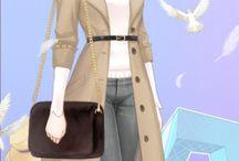 Fashion Manga Inspiration