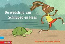 Prentenboek Schildpad en haas