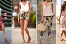 Outfits floreados de Mckela.com