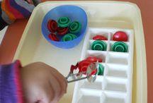 Motricité fine de Montessori