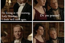 Downton Abbey Quotes / Zingers from Downton Abbey