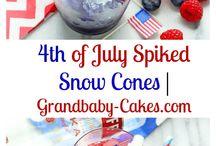 Fourth oh July