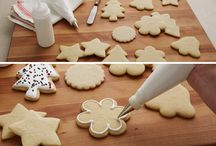 Biscuit & Cake Decorations