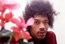Jimi Hendrix / by Rhonda Moss