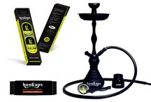 Spark your Hookah Experience with hookaps! Capsules, Hookah, Shisha, Narguie, Lounge, Bar, DIY / Hookaps are ready-to-use disposable flavor capsules that offers an innovative system for a more enjoyable smoking experience than classic hookahs.  Smooth. Easy. Social