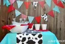 Cow partie