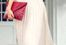Dresses / Long, mini, evening, silk - dresses are what makes us feel the most women. Dresses here and how to wear them