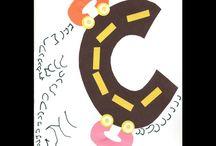 Letter C Ideas