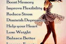 DANCE- BENEFITS