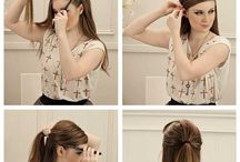 Hairstyle / Do you now something about hairstyle? If your answer is no, chek this pins