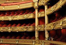 OPERA IS ARCHITECTURE / by Harald Brandstetter