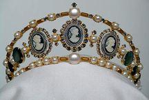 Historical Jewelry Inspiration / Inspiração de Joalheria Histórica