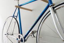 Bike hanging