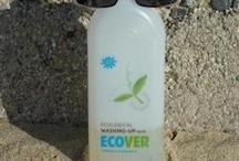 Ecover - világszerte / Az Ecover 40 országban van jelen.