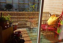My DIY / Small apartment balcony