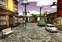 Lugares que me encantan, SL / Second life