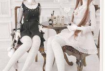 bjd куклы