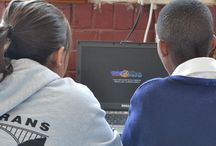 Computer Training / The DTR Computer Training Program provides international volunteers with the opportunity to help local South African children become computer literate. Volunteers who want to sign up for this project have to be computer literate and preferably have some kind of computer qualification. Volunteers will work in conjunction with the local schools and will therefore have to participate in another program during the school holidays.