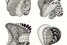 Zentangles / by Jamie Cortright-Greenman
