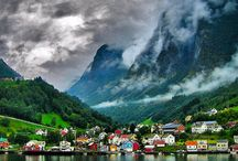 Norway / ...a country that I would love to visit one day when I win the Lotto