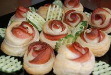 party food and others /  food is not always important but presentation…